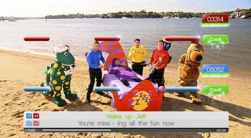 SingStar The Wiggles is coming to PS3!
