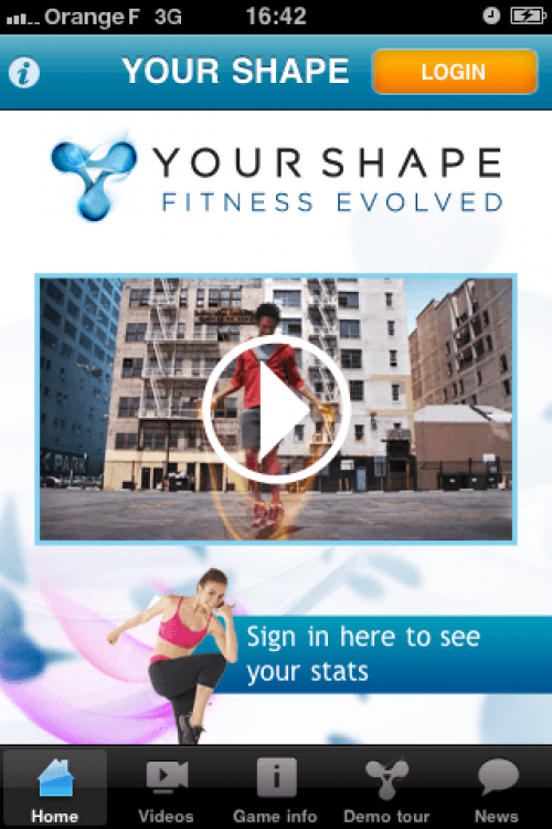 "Ubisoft's ""Your Shape"" receives DLC and iPhone / iPad update"