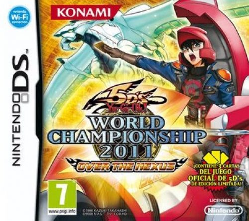 Yu-Gi-Oh! 5DS World Championship 2011! Out Now!
