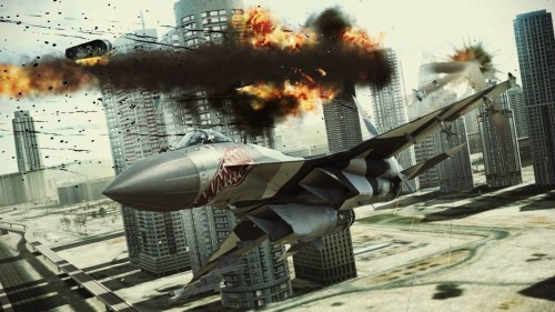 Ace Combat: Assault Horizon given October release date in West