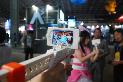TGS 2011: Mobile Peripherals Hands On