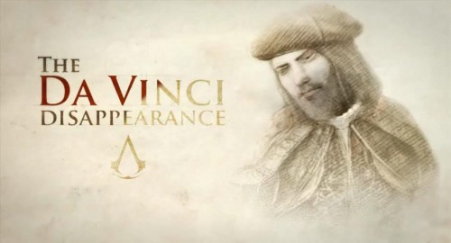 Assassin's Creed: Brotherhood DLC 'The Da Vinci Disappearance' Story Trailer
