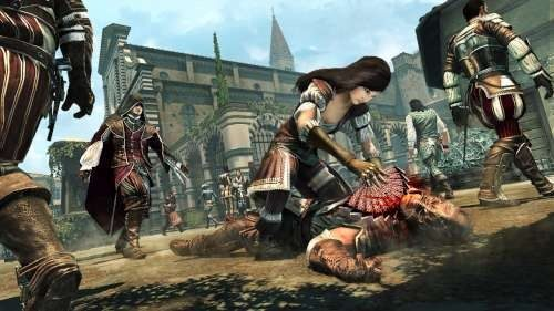 Meet the Mercenary from Assassin's Creed: Brotherhood