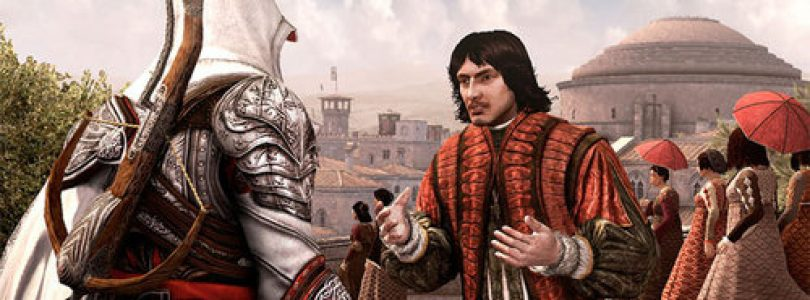 Assassin's Creed Brotherhood getting free launch DLC exclusive to the PS3