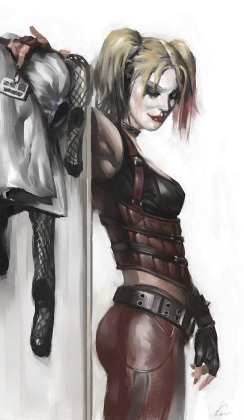 Batman Arkham City: The concept art