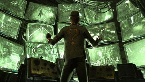 The Riddler to be more prominent in Batman: Arkham City