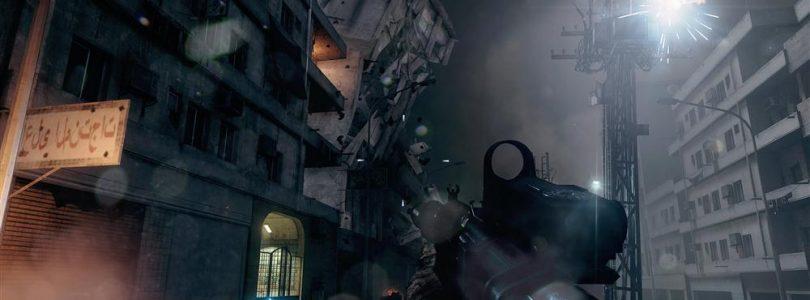 Battlefield 3 Single Player Screenshots
