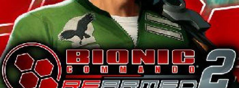 Bionic Commando Rearmed 2 gets a Launch Trailer…