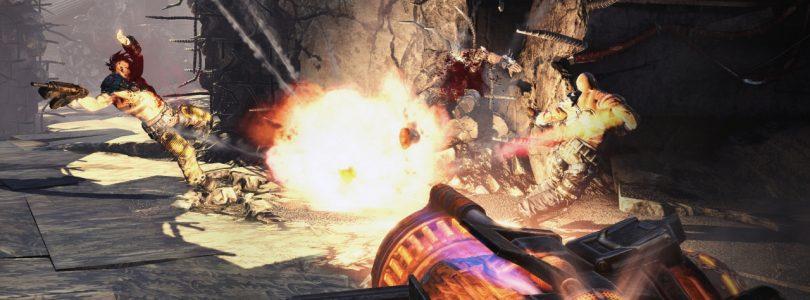 Bulletstorm's TGS gameplay demonstration