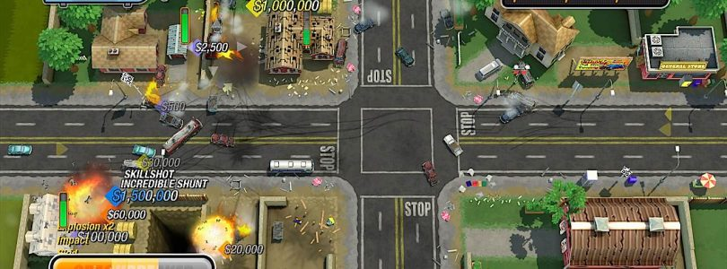 Burnout Crash! announced for Fall release on XBLA and PSN