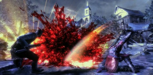 Castlevania: Lords of Shadow has reached One million Units Shipped