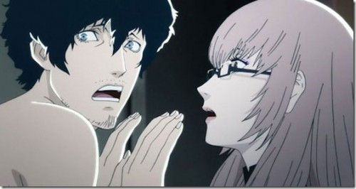 Catherine's animation to sync with the voices of the English cast