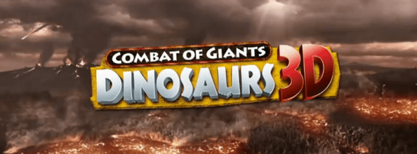 Combat of Giants: Dinosaurs 3D 3DS Review