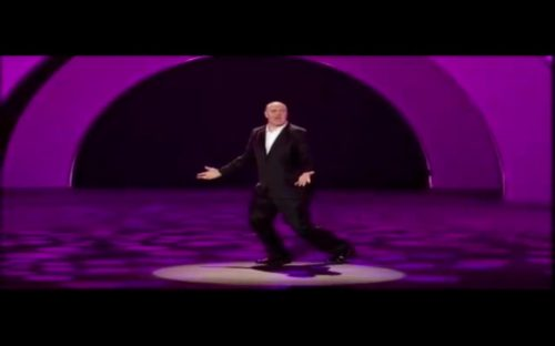 Dara O Briain – Gaming comedy routine
