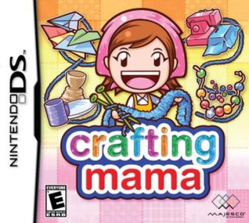 Majesco Announces New Website & Facebook Page for Crafting Mama!