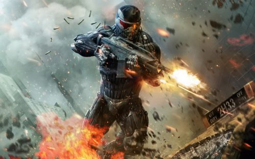 Crysis 2 PC requirements won't melt your computer