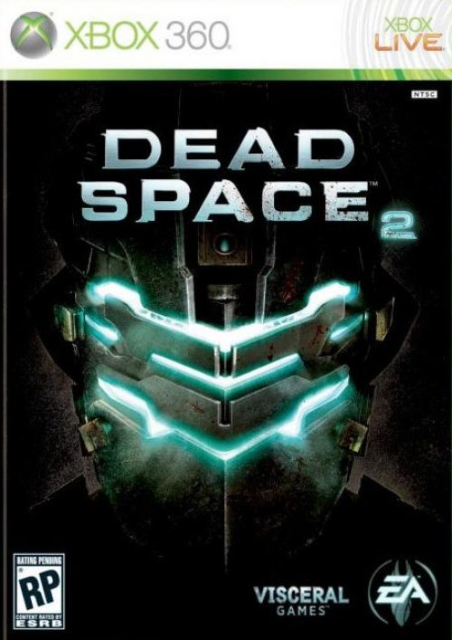 Dead Space 2 cover shown, no blood here