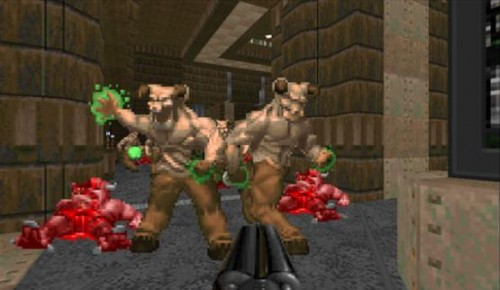 Doom and Double D Dodgeball Removed from Xbox Marketplace.