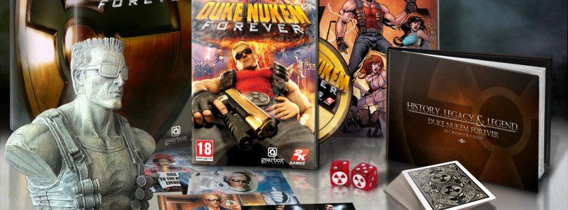 Duke Nukem Forever Balls Of Steel Edition Unboxing