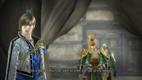 New trailer and screens for Dynasty Warriors 7 Xtreme Legends