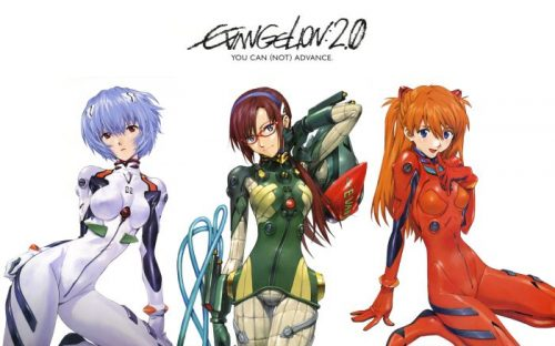 Evangelion 2.0 gets a review in the NYTimes!