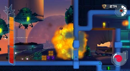 EXPLODEMON! To Blast Onto Playstation Network