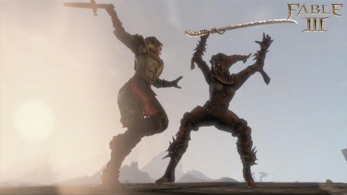 Free Fable 3 Weapon DLC available