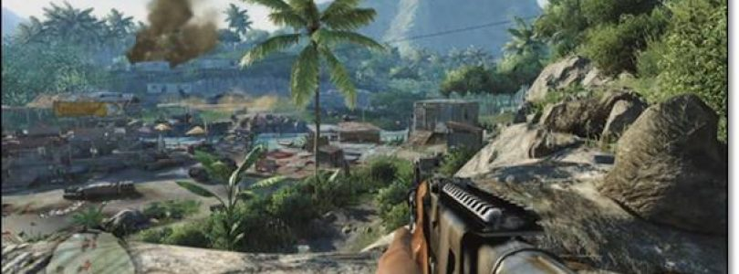 Far Cry 3 E3 Alternative Walk Through