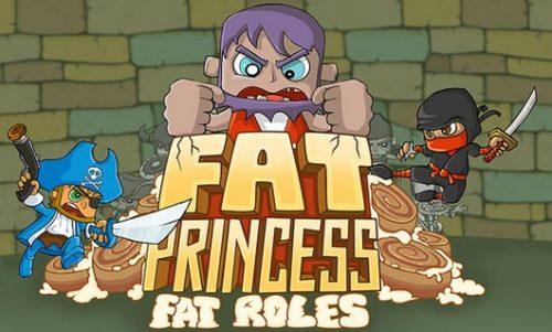Fat Princess – Fat Roles DLC on June 29