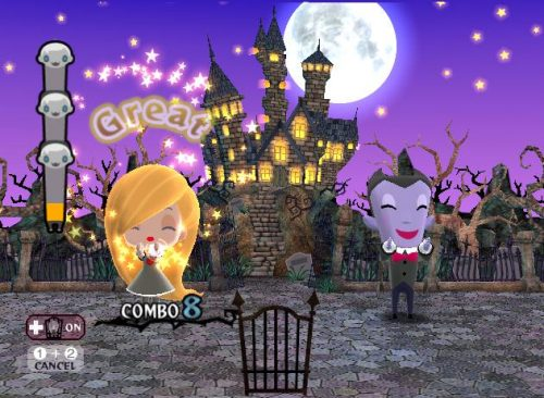 Natsume Dates Gabrielle's Ghostly Groove for the WiiWare…