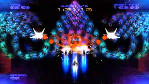 Galaga Legions DX Now Available of the Xbox Live Arcade!