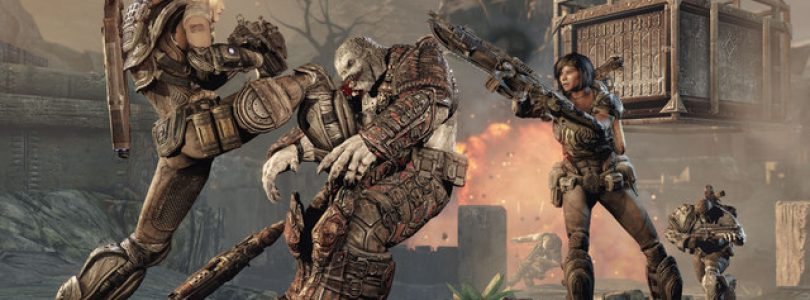 New Gears of War 3 screenshots turn up