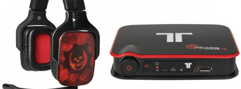 Gears of War 3 cans from Mad Catz