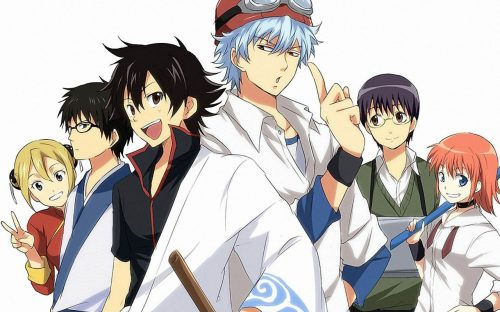 Gintama x SKET Dance Crossover get Anime