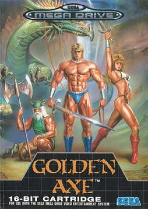 GamersGate & Sega Giving out Golden Axe For Free!