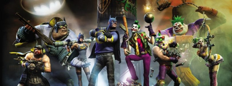 Gotham City Imposters concept art answers a few questions
