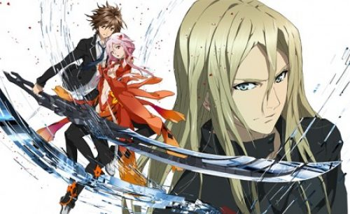 Guilty Crown Trailers Streamed