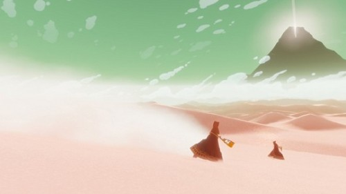 Go on a journey with Journey in Spring of 2012 on the PSN