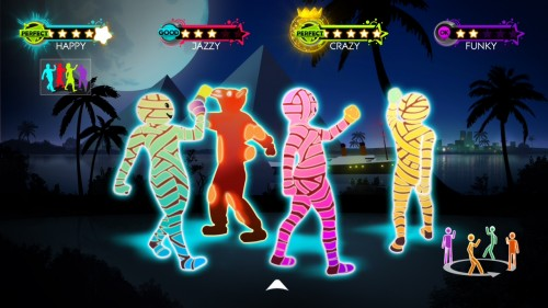 Just Dance 3 New Tracks and Modes announced.