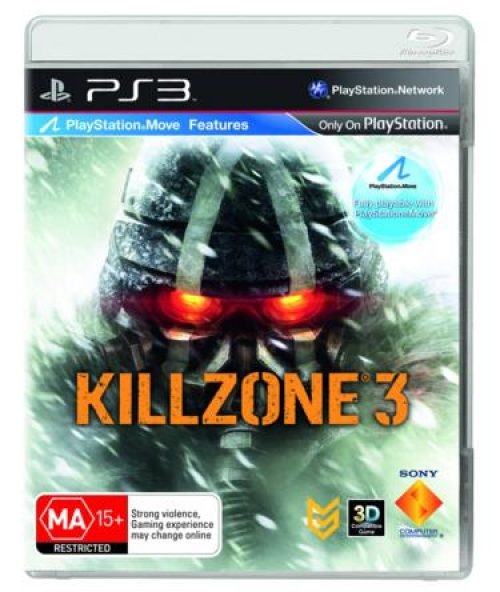 Killzone 3 Out now For Playstation 3
