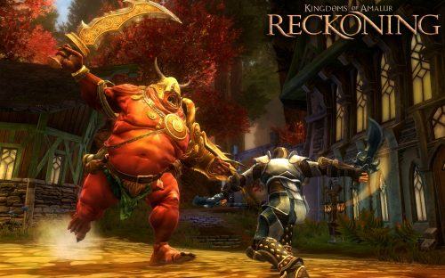 Kingdoms of Amalur: Reckoning E3 impressions