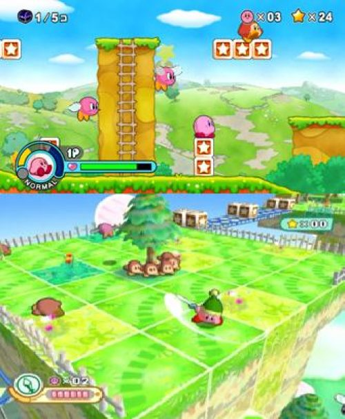 New Iwata Asks shows off a very Different Kirby…