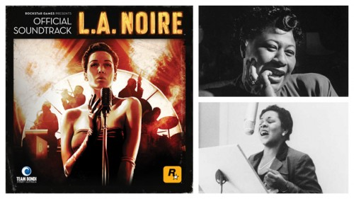 L.A. Noire Official Soundtrack Page Launched