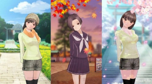 Love Plus 3DS features revealed