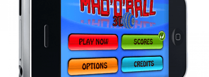 Mad'O'Ball 3D – iPhone/iPad/iPod Touch Review