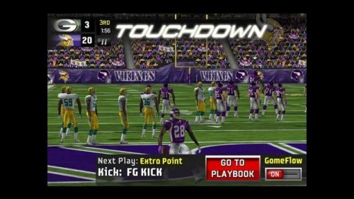 NFL 2011-12 Season Back on! EA Celebrate with Madden '11 Discount!