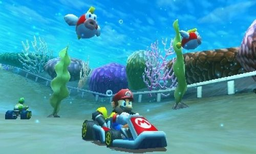 Mario Kart 7 StreetPass and online capabilities detailed