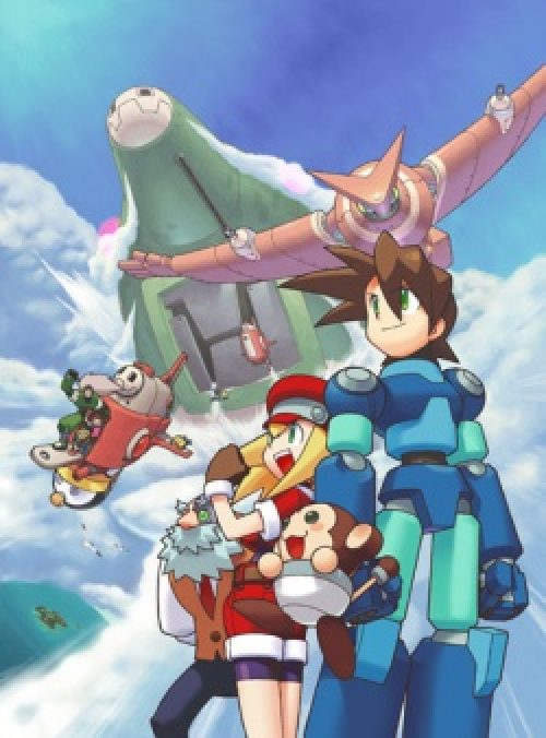 You can be a part of Mega Man Legends 3!