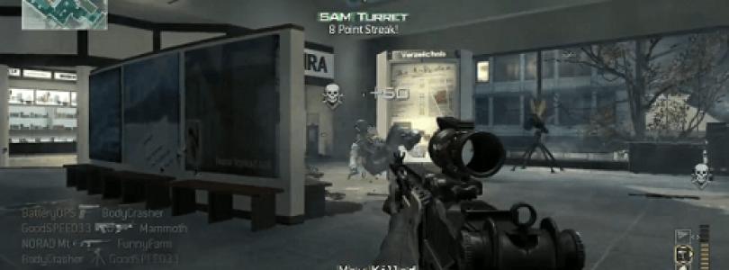 Modern Warfare 3 'Strike Package' system revealed in new trailer