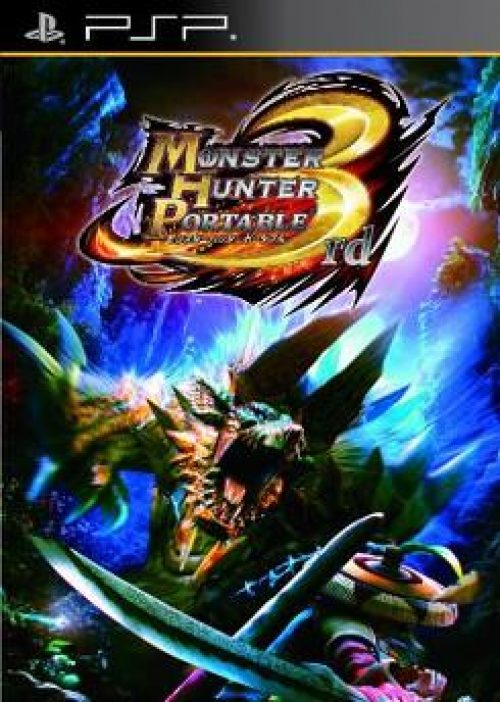 Monster Hunter Freedom 3 Sells 4 Million copies in Japan…